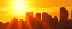 Miejskie wyspy ciepła