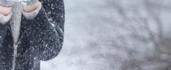 Norwegia zimą